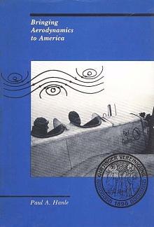 Book Cover: Bringing Aerodynamics to America
