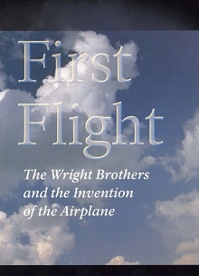 Book Cover: First Flight