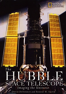 Book Cover: The Hubble Space Telescope