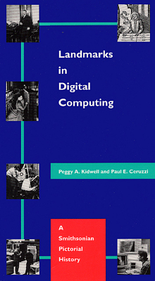 Book Cover: Landmarks in Digital Computing