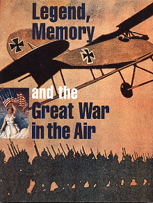 Book Cover:  Legend, Memory and the Great War in the Air
