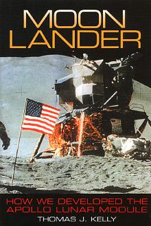 Book Cover: Moon Lander