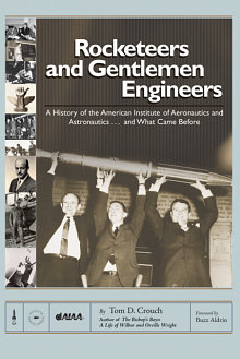 Book Cover: Rocketeers and Gentlemen Engineers