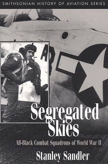 Book Cover: Segregated Skies