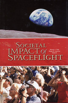 Book cover: Societal Impact of Spaceflight