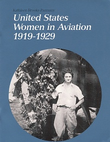 Book Cover: US Women in Aviation 1919-29