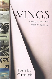 Book cover: Wings hardcover