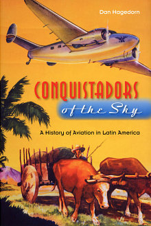 Book cover: Conquistadors of the Sky