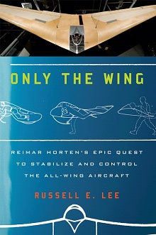 Book cover: Only the Wing