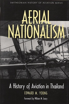 Book Cover: Aerial Nationalism