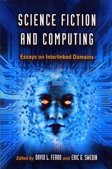 Book cover: Science Fiction and Computing