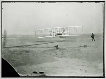 1903 Wright Flyer First Flight, Kitty Hawk, N.C.