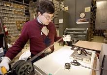 Museum Archives Technician