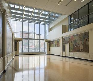 Harlem Hospital Pavilion Facade   Smithsonian Institution
