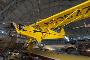 Piper J-3 Cub | Smithsonian Institution