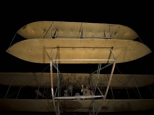 Canvas-covered tail of 1909 Wright Military aircraft-thumbnail 57