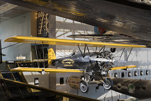 Pitcairn PA-5 Mailwing | Smithsonian Institution