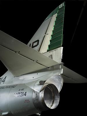 Tail of Douglas A4D-2N/A-4C Skyhawk-thumbnail 8