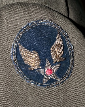 Coat, Service, Type M1940, United States Army Air Forces, Gen  Hap