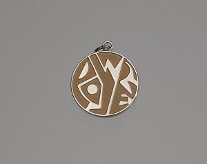 Image for Logo pin for Power membership of Alpha Kappa Alpha Sorority