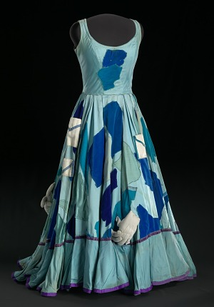 Image for Costume gown and petticoat for Addaperle in The Wiz on Broadway