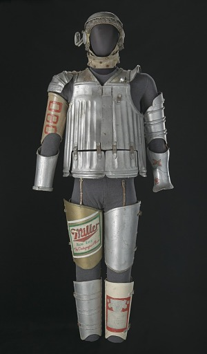 Image for Costume for Tin Man in The Wiz on Broadway