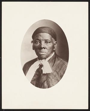 Image for Albumen print of Harriet Tubman