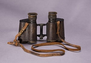 Image for Binoculars used by Peter L. Robinson, Sr. during World War I