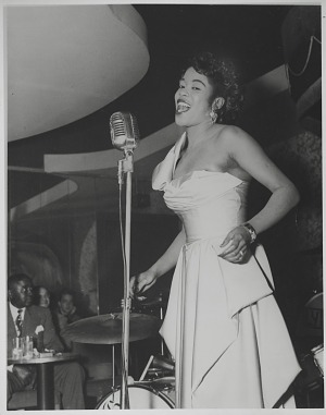 Image for At Her Best, Sarah Vaughan