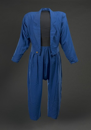 "Image for Jacket and pants worn by MC Hammer in music video for ""They Put Me in the Mix"""