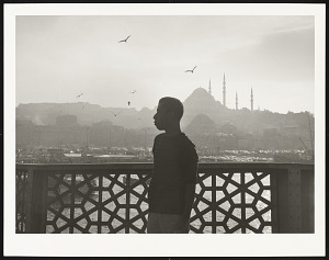 Image for On Galata Bridge 1966, Istanbul on the Golden Horn