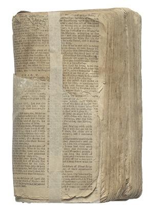 Image for Bible belonging to Nat Turner