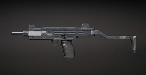 Image for Z77 air gun used as part of S1W uniform