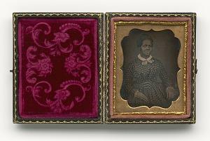 Image for Daguerreotype of Rhoda Phillips