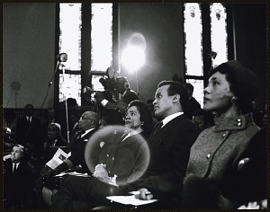 Image for Press Coverage of First Birthday Celebration of Martin Luther King, Jr.