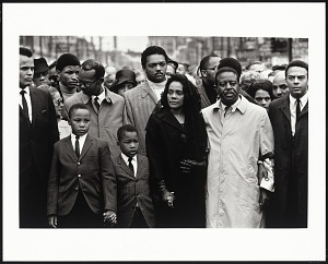 Image for Martin Luther King, Jr. Funeral: King Family and Friends