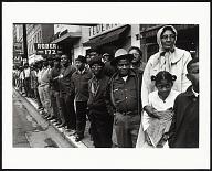 Image for Martin Luther King, Jr. Funeral: Spectators 1