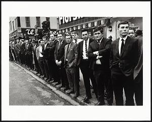 Image for Martin Luther King, Jr. Funeral: Spectators 2