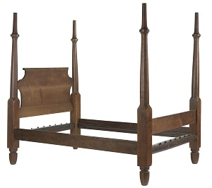 Image for Bed frame designed by Henry Boyd