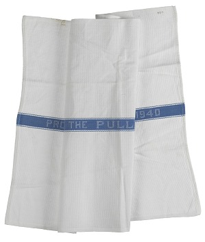 Image for Towel used by the Pullman Company