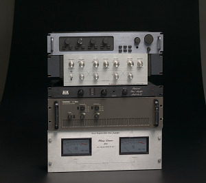 Image for Pioneer Electronic Crossover SF-850 for DJ setup