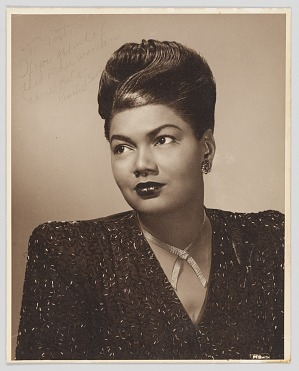 Image for Photograph of Pearl Bailey