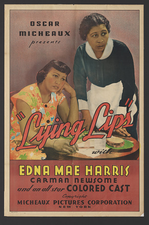 Image for Poster for Lying Lips