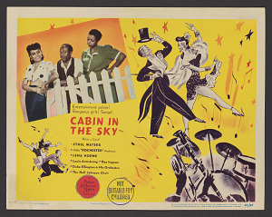 Image for Lobby card for Cabin in the Sky