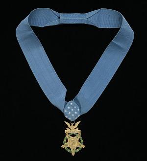 Image for Medal of Honor bestowed on Sergeant Cornelius H. Charlton
