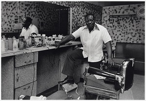 Image for Deas McNeil, The Barber