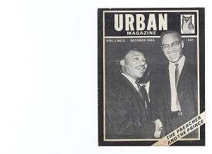 Image for Urban Magazine October 1968