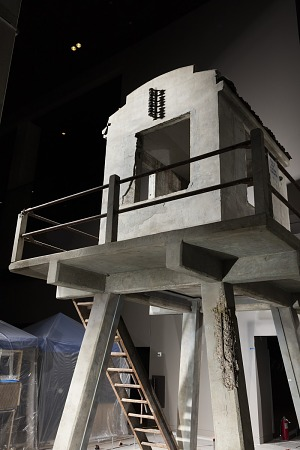 Image for Guard tower from Camp H at Angola Prison