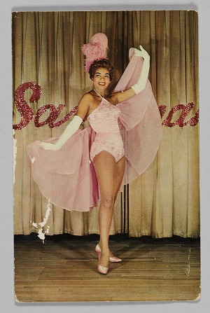 Image for Photographic postcard from Club Savannah