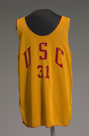 Image for Practice jersey worn by Cheryl Miler